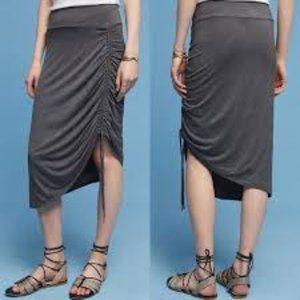 Anthropologie Postmark Rylee Skirt  sz m